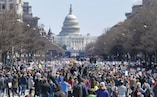 'Enough Is Enough': Students Across US Lead Huge Rallies For Gun Control