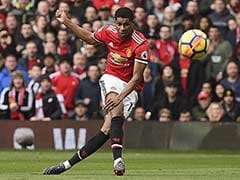 Premier League: Marcus Rashford Hits Double As Manchester United Hold Off Liverpool