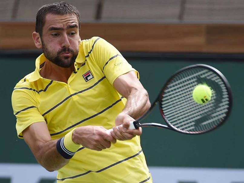 Cilic survives Pospisil test to advance in Miami
