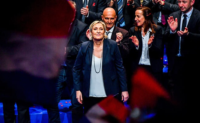 What's In A Name? France's Marine Le Pen Proposes Far Right Rebrand