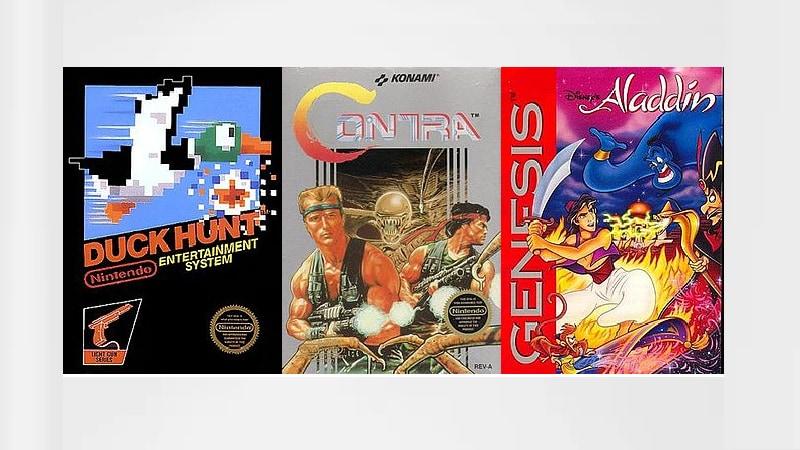 मारियो से कॉन्ट्रा तक: सुपरहिट रहे ये 5 वीडियो गेम