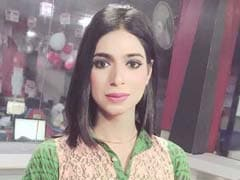 """My Story No Different From A <i>Hijra</i> On Street"": Pakistan's First Transgender News Anchor"