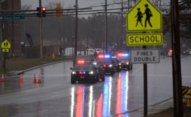 16-Year-Old Wounded In US School Shooting To Be Taken Off Life Support
