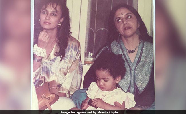 Masaba Gupta's Throwback Picture Of Her 'Childhood Problem' Is All Of Us