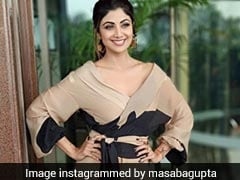 Shilpa Shetty and Masaba Gupta Are Rocking The Same Outfit From House Of Masaba