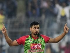 Dhaka Premier League: Mortaza Takes Four Wickets Off Consecutive Deliveries
