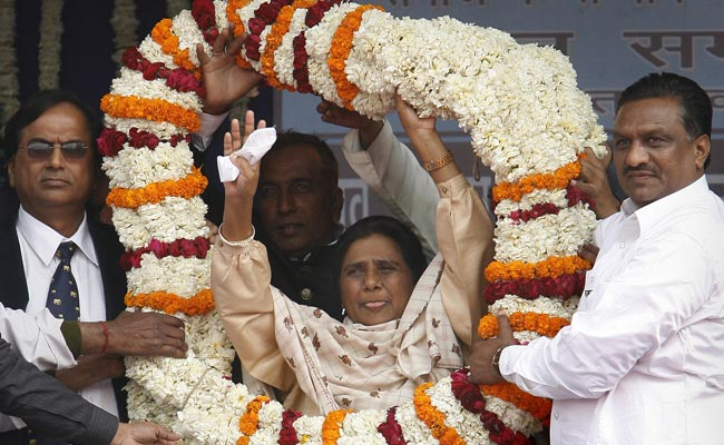 Will Deliver Mayawati Deal 'Within 10 Days', Says Kamal Nath To NDTV