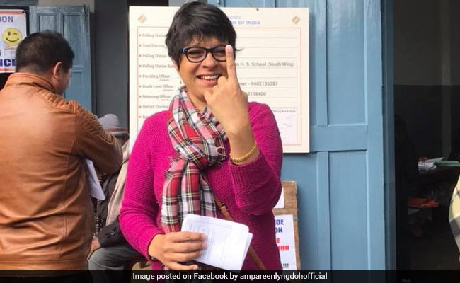 Meghalaya Results: Congress Minister Mazel Ampareen Lyngdoh Wins From East Shillong