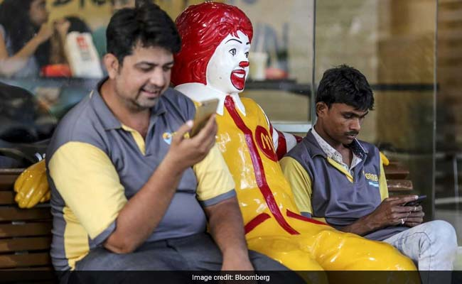 McDonald's Has A Legal Problem In Pizza-Loving India