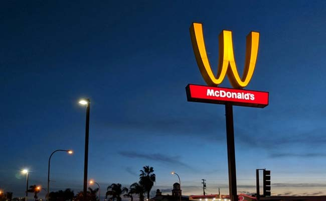 McDonald's Flipped Its Logo To 'Celebrate' Women. Then Came The Backlash.