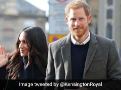 Ahead Of Their Wedding, Fans Cheer For Prince Harry, Meghan Markle