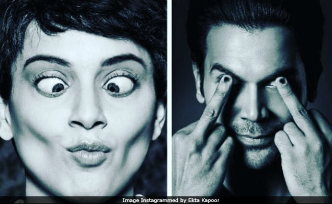 Next Up For Kangana Ranaut And Rajkummar Rao, Mental Hai Kya