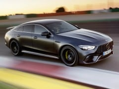 Four-Door Mercedes-AMG GT Coupe: All You Need To Know