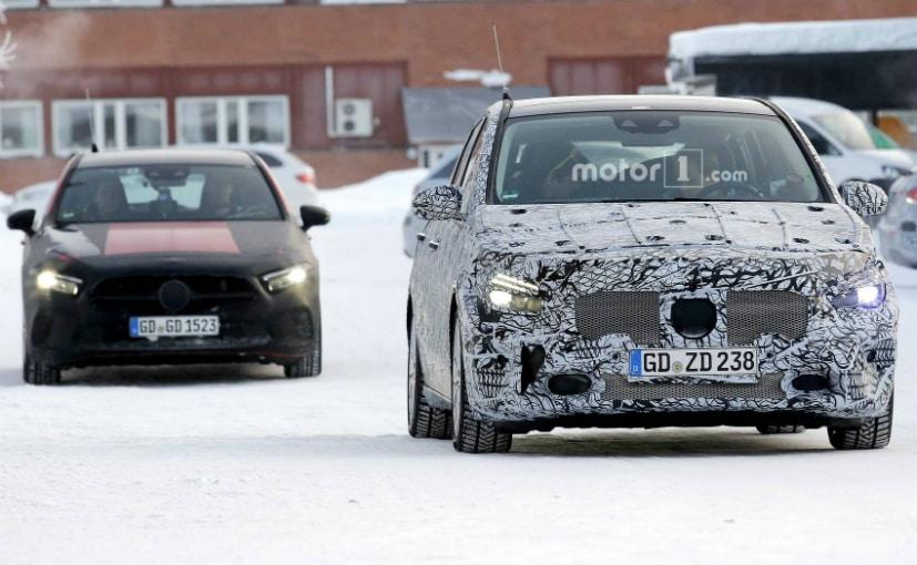 Mercedes Seven Seater MPV