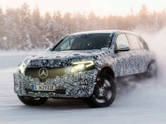 Mercedes-Benz EQC Electric SUV Teased, Will Be Launched in 2019