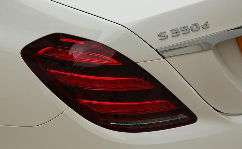 mercedes benz s class facelift