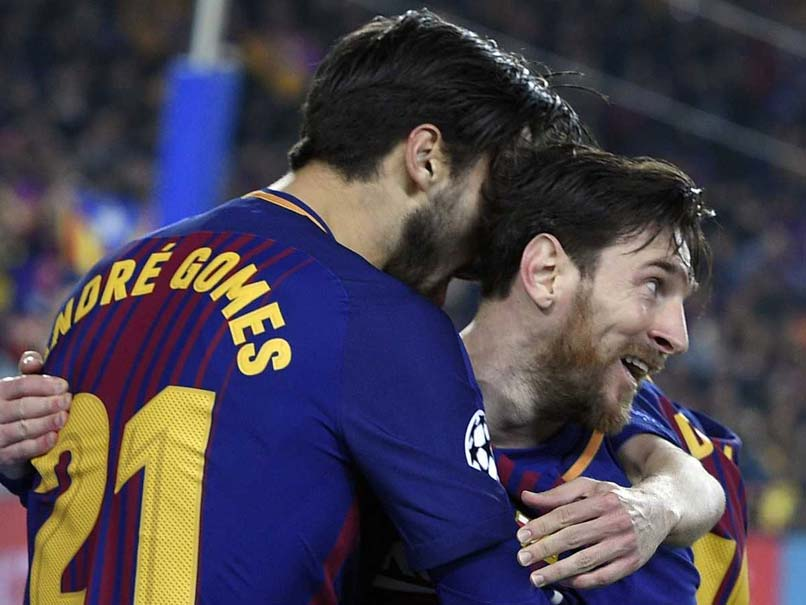 Lionel Messi Hits Champions League Century In Emphatic Barcelona Win Over Chelsea