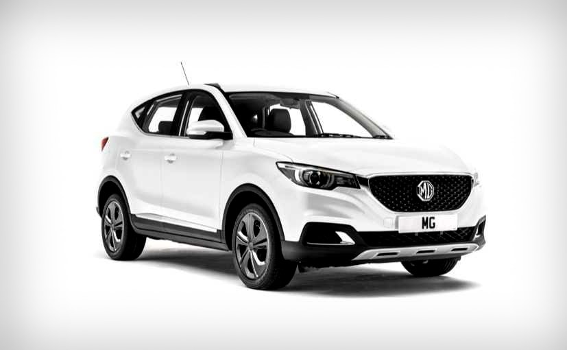 Mg Motors First Car In India Will Be An Suv Launch In Q2 2019