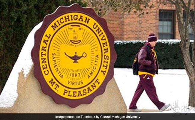 Two dead, gunman at large in school shooting at Central Michigan University