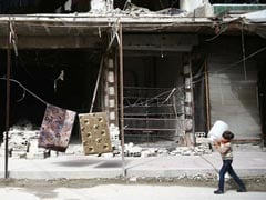 Syria Army Cuts Off Main Rebel Town In Ghouta As Number Of Deaths Tops 1,000