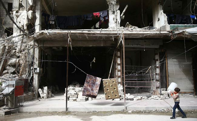 Syrian army intensifies Ghouta assault