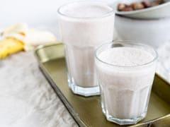 <i>Makhana</i> Milkshake Recipe: A High Protein, Wholesome Navratri Drink You Can Try