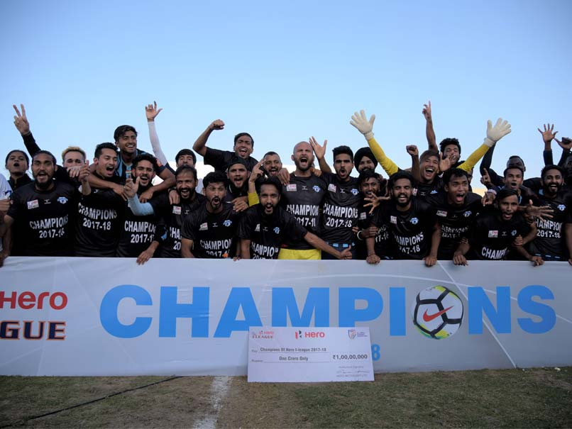 I-League: Minerva Punjab FC Win Maiden Title With 1-0 Win Over Churchill Brothers