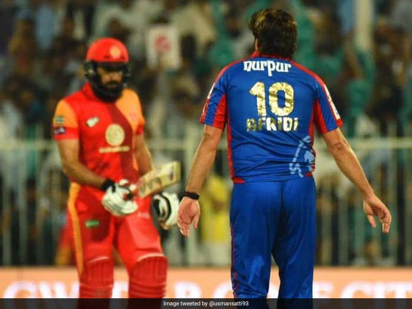 Watch: Shahid Afridi's Ultimate Show Of Respect For Misbah-ul-Haq
