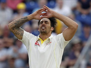 Mitchell Johnson Says He Dealt With Depression Throughout His Career