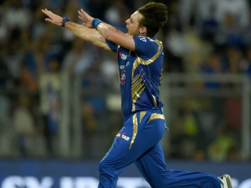 IPL 2018: Mitchell McClenaghan Replaces Jason Behrendorff In Mumbai Indians' Squad