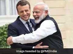 Macron Likely To Get Much More Attention From PM Modi Than Trudeau