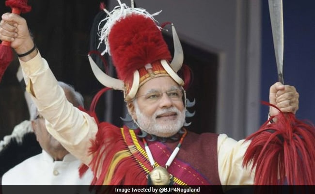 People Of Northeast Rejected 'Politics Of Hate', PM Modi Says In Karnataka