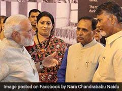 Chandrababu Naidu Quits NDA Alliance, Blames PM For 'Injustice To Andhra'