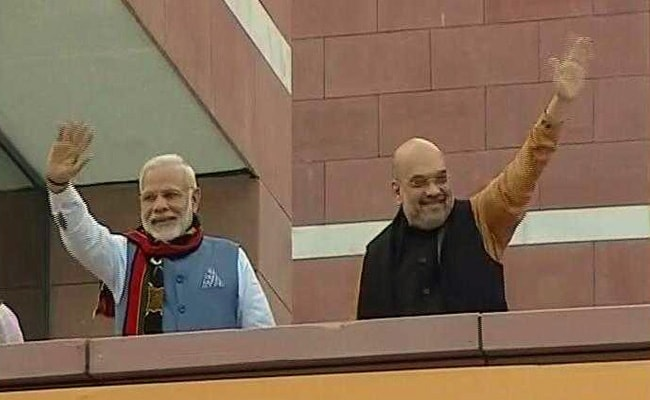 From 'No One' To 'Won', Says PM Modi As BJP Wrests Tripura