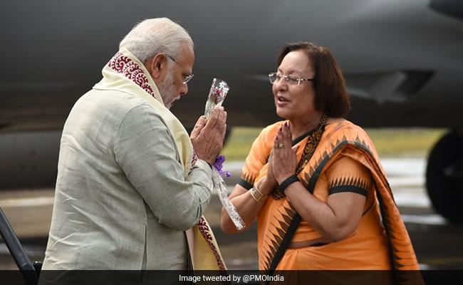 Prime Minister Narendra Modi Opens Indian Science Congress In Manipur