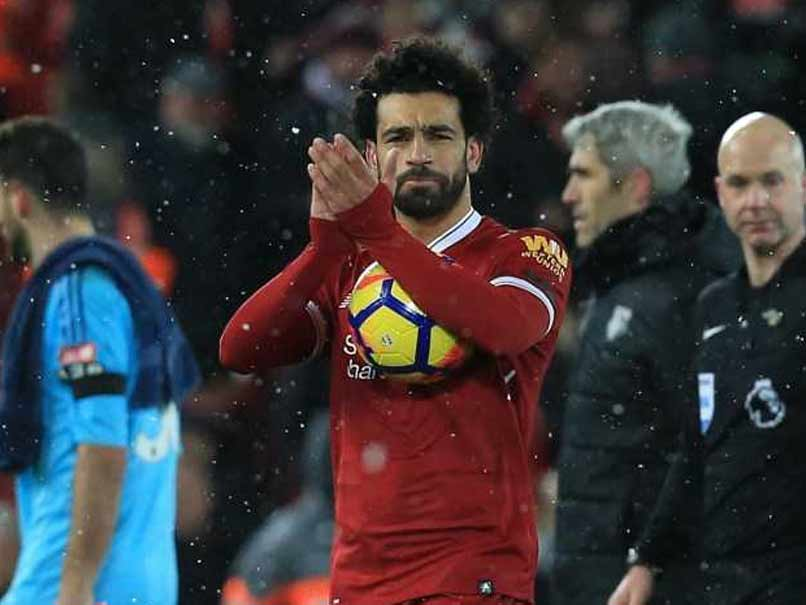 Premier League: Mohamed Salah Hits Four As Liverpool Thrash Watford