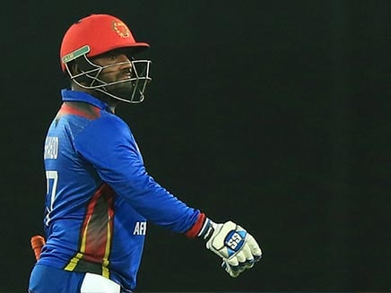 Afghanistan Wicketkeeper Mohammad Shahzad Banned For Two Matches