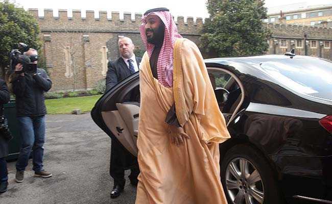 Iran Says Saudi Crown Prince Is