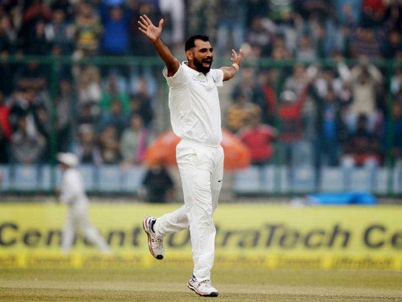 Mohammed Shami, Facing Assault Charge, Cleared Of Match-Fixing Allegations By BCCI