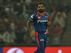 IPL 2018: Delhi Daredevils Reviewing Mohammed Shami Situation