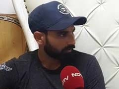 Mohammed Shami Dismisses Match-Fixing Allegations, Says Plan Hatched To Defame Him