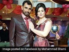 Mohammed Shami's Wife Hasin Jahan Alleges Threats On Social Media, Seeks Police Protection