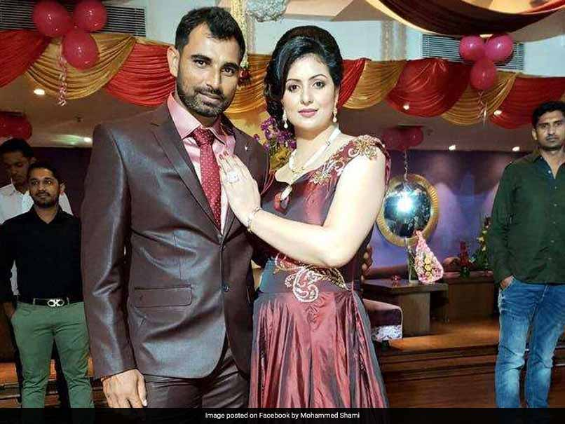 Mohammed Shami Blames Third Party For Domestic Row