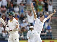 Morne Morkel's Five-For Helps South Africa Rout Australia By 322 Runs In 3rd Test