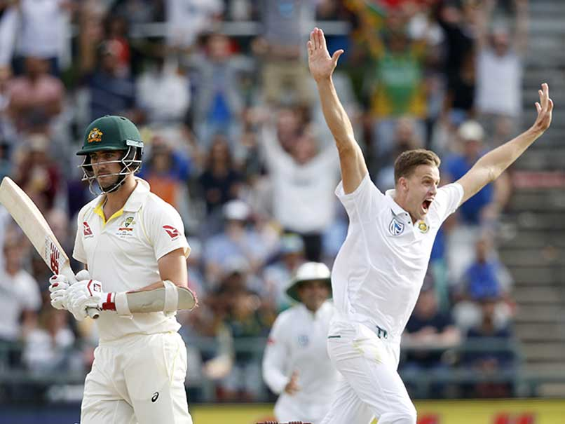 Morne Morkels Five-For Helps South Africa Rout Australia By 322 Runs In 3rd Test