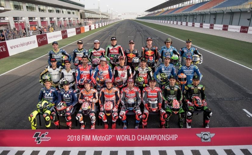 This MotoGP season will feature a 24-rider lineup including 10 factory riders, 14 independent rider teams