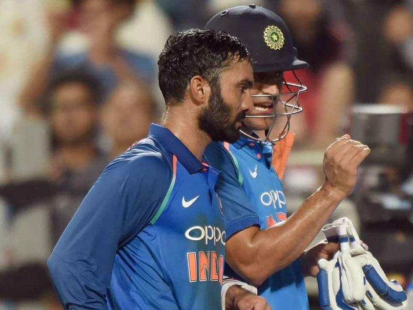 MS Dhoni Is A Topper In University Where I Am Still Studying, Says Dinesh Karthik
