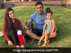 क्रिकेट से दूर MS Dhoni कुछ ऐसे मना रह हैं छुट्टियां, शेयर किया खूबसूरत VIDEO