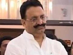 UP Police Takes Mukhtar Ansari's Custody