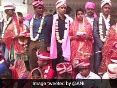 'सामुहिक विवाह योजना' के तहत मुरादाबाद में 34 मुस्लिम और 30 हिंदू जोड़ों की शादियां